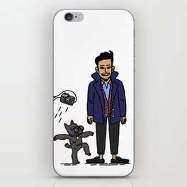 Bono and Friend iPhone Skin