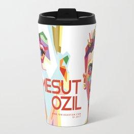 Mesut Ozil WPAP 2 Travel Mug