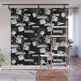 American football 2 Wall Mural