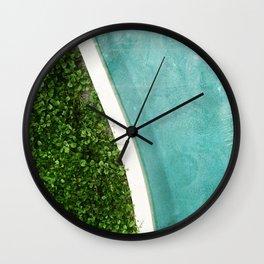 Reversal Wall Clock