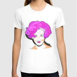 Drew Barrymore T-shirt
