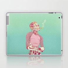 Nostalgic Lady Laptop & iPad Skin