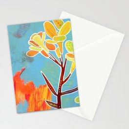 Western Wallflower Stationery Cards