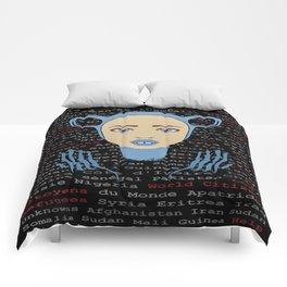 WORLD CITIZENS Comforters