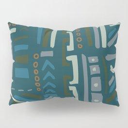 Oby rupestre Pillow Sham
