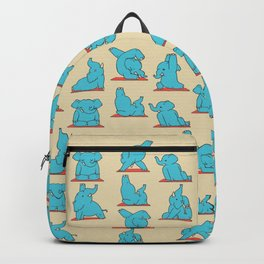 Elephant Yoga Backpack