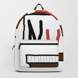 Nutella (Nut) Backpack