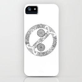 """No Colon"" Symbol iPhone Case"