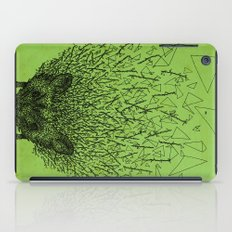 Thorny hedgehog iPad Case