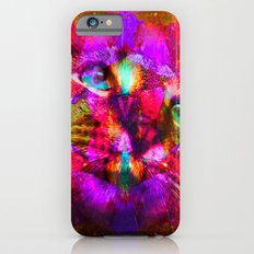 Crystal Cat - Sir Parker iPhone 6s Slim Case