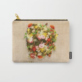 Flourishing Bliss Carry-All Pouch