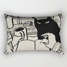 Cozy Autumn Rectangular Pillow