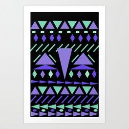ArcticAztek Art Print