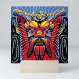 Satan Mini Art Print