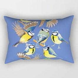 The Garden Party Rectangular Pillow