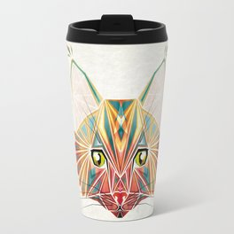 savage cat Travel Mug