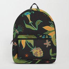 Vintage Gothic Garden Backpack