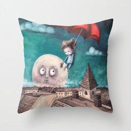 Fly Away Throw Pillow