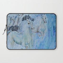 Spirit Horses Laptop Sleeve