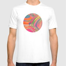 untitled Mens Fitted Tee White MEDIUM