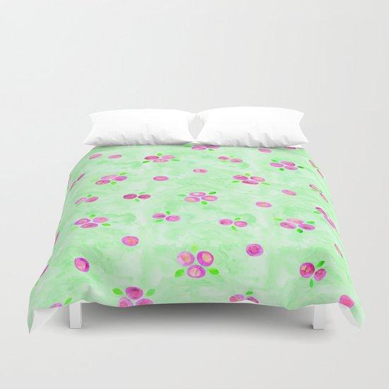 Roses Pattern 01 Duvet Cover