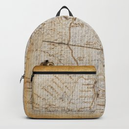 Fantasy Land: Map Backpack