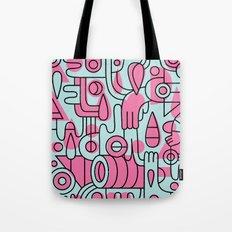 Hahahaohhoho Tote Bag