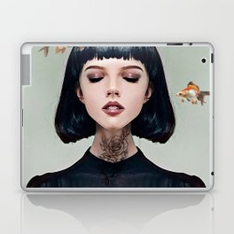 Goldfish Dreaming Laptop & iPad Skin
