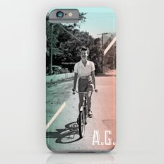 A.G. Collage iPhone 6s Slim Case