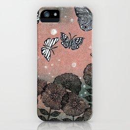 Night Garden (2) iPhone Case