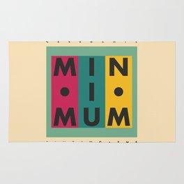 Vintage California // Minimum Rug