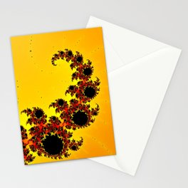 end of calculation Stationery Cards