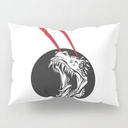 T-Rex Vision Pillow Sham