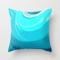 Forerunner Throw Pillow
