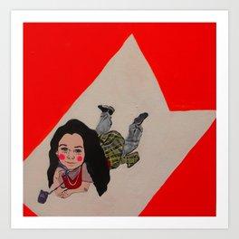 Darlene Conner Art Print