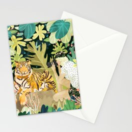 Tiger Sighting Stationery Cards