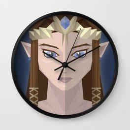 The Princess of Hyrule Wall Clock