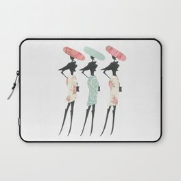 Chick II - Coola Qvinnor Laptop Sleeve
