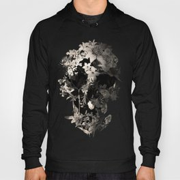 Spring Skull Monochrome Hoody