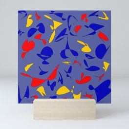 zappwaits art Mini Art Print