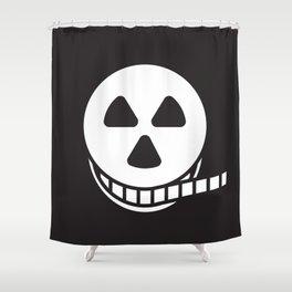 Horror Film Shower Curtain