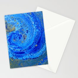 Spinning to infinity Stationery Cards