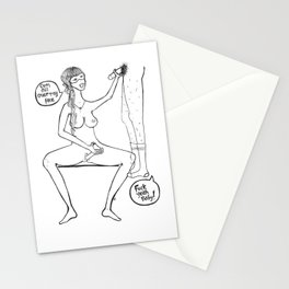 Riendo Salads Issue 3 Stationery Cards
