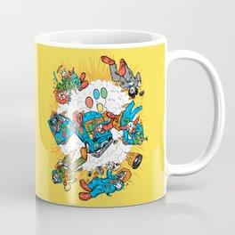 When Clown Cars Explode Coffee Mug