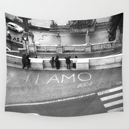 Ti Amo Wall Tapestry