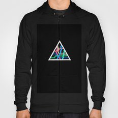 Lonely Inverted Triangle Hoody