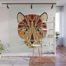 leopard Wall Mural