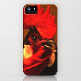 Andalusian Aggro iPhone Case