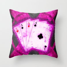 Remy LeBeau Throw Pillow