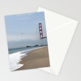 Another Foggy Day In San Francisco Stationery Cards